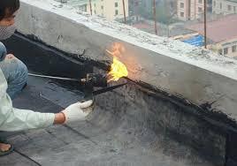 Phương pháp chống thấm cho sân thượng