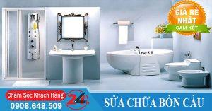 Dịch vụ thợ lắp thiết bị vệ sinh tại Tphcm, Bình Dương, Đồng Nai giá rẻ