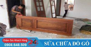 Nguyên nhân và cách khắc phục cửa gỗ hỏng