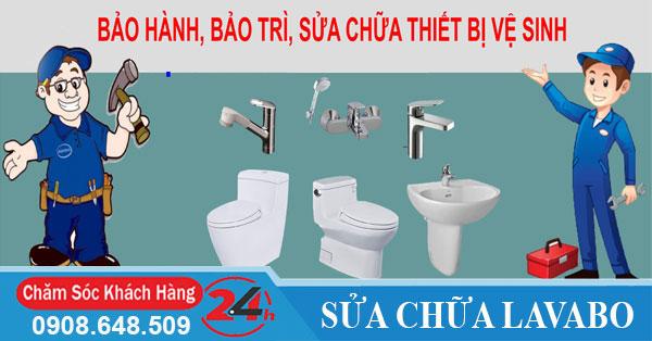 Thợ sửa chữa lavabo | Sửa chữa thiết bị vệ sinh Trường Phong