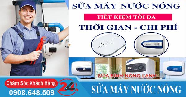 Dịch vụ thợ sửa chữa máy nước nóng tại nhà giá rẻ nhất TPHCM