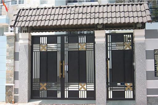Báo giá thi công làm cửa cổng sắt
