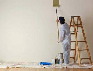 Kinh nghiệm lăn sơn chống thấm tường