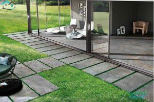 Báo giá lát gạch sân vườn - Chuyên thi công ốp lát gạch chất lượng cao
