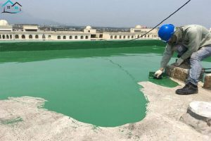 Hóa chất chống thấm sân thượng - nguyên nhân và tác hại