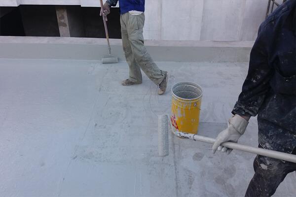 Quy trình chống thấm sàn mái bằng Sika - Chống thấm Trường Phong