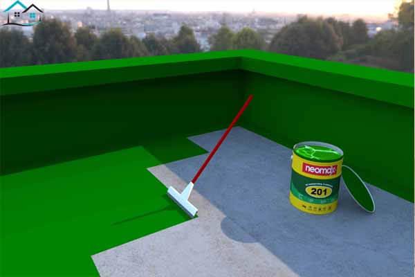 Quy trình thi công chống thấm sàn mái hiệu quả và dễ thực hiện